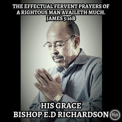 BISHOP RICHARDSON