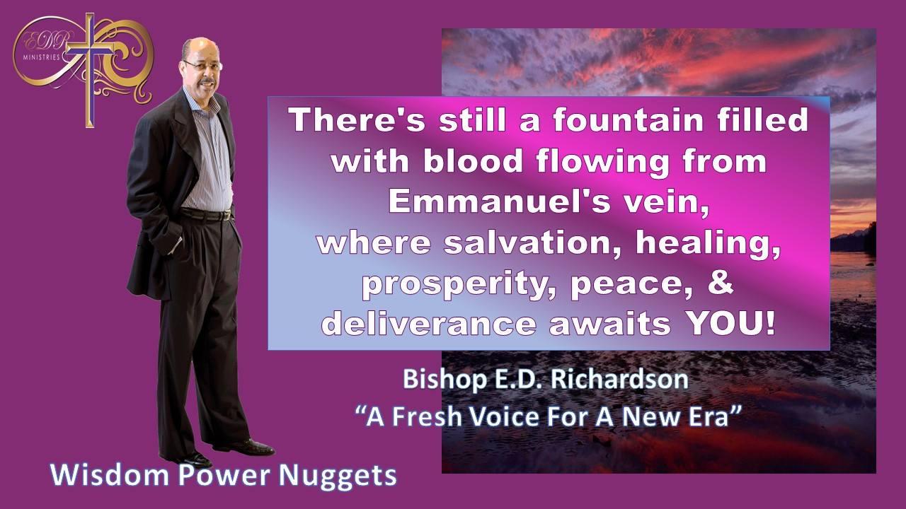 Bishop E.D. Richardson