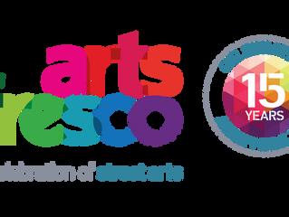 Arts Fresco Festival Celebrates 15 Years of Entertainment