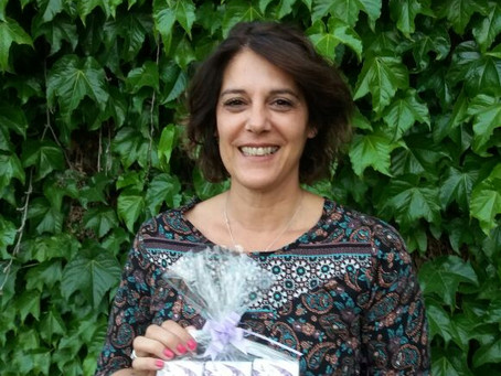 Marcela Avila, ganadora del sorteo PRIMAVERA + JUVENTUD