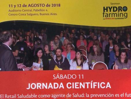 Feria Expo Dietética Activa 2018