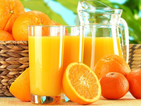 Jugo depurativo para la piel, con gran concentración de Vitamina C