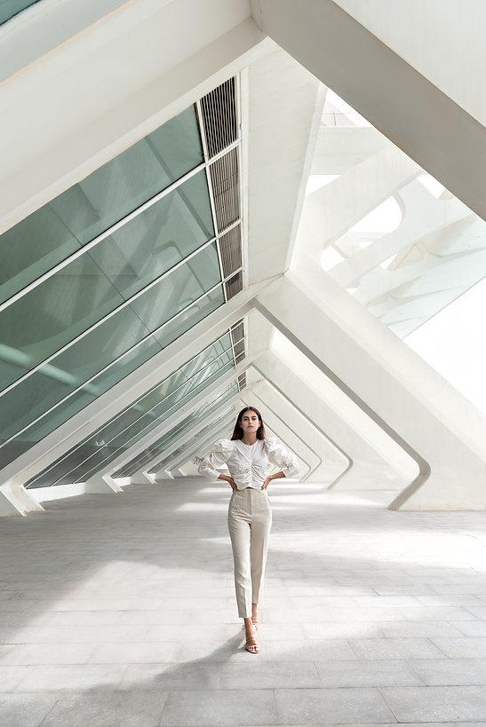ciudad de las artes moda mujer