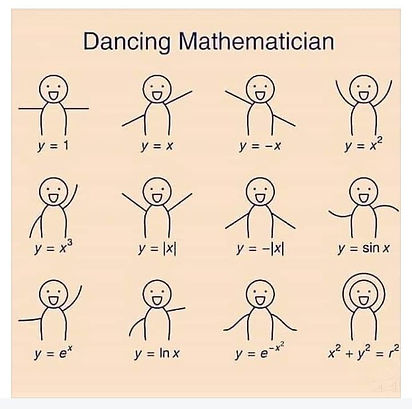What more can I say? Groove like a mathematician.