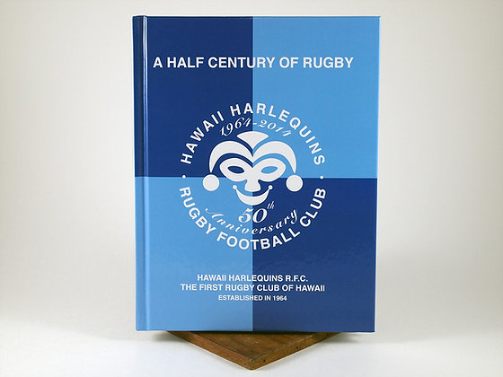 A HALF CENTURY OF RUGBY