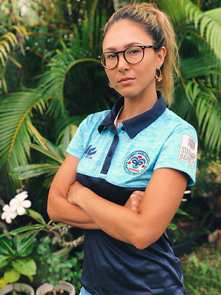 HARLEQUINS WOMEN ATHLETIC POLO
