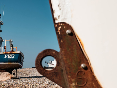 Travel Documentary Photography in Dungeness