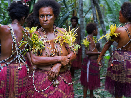 Travel Documentary Photography in Papua New Guinea
