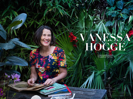Behind-The-Scenes With Vanessa Hogge