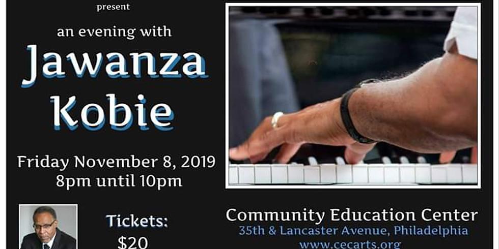 Second Friday's Concert Series Presents: Jawanza Kobie