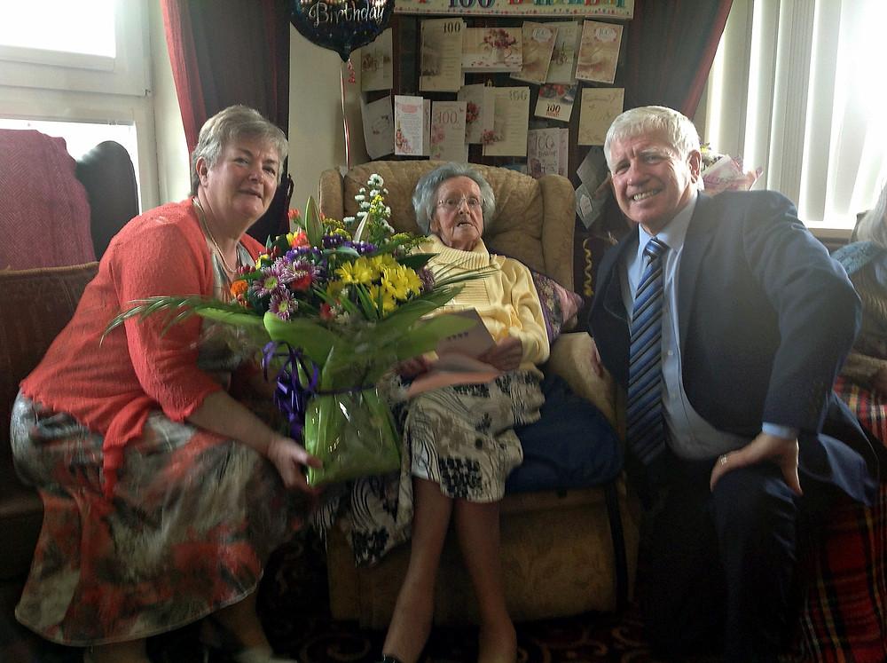 Mrs Eileen Magowan Birthday