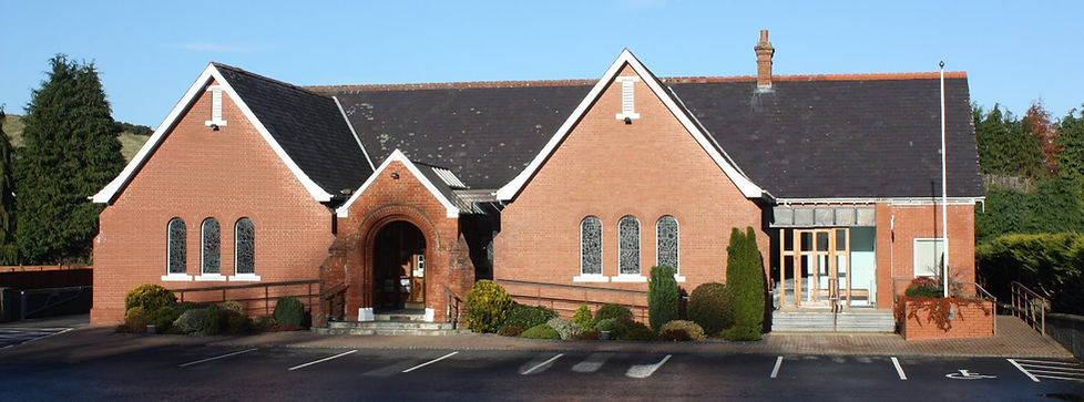 Ballynahinch Congregational Church