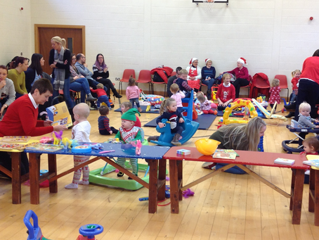 Parent and Toddler Christmas Party