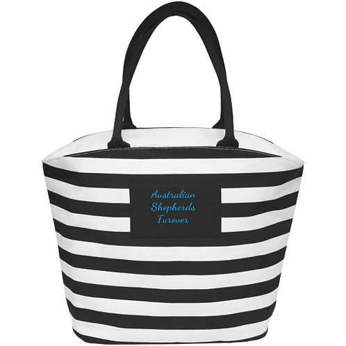 ASF Stripped Tote Bag
