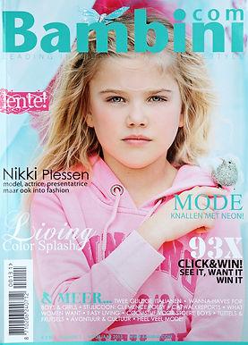 Cover bambinimagazine