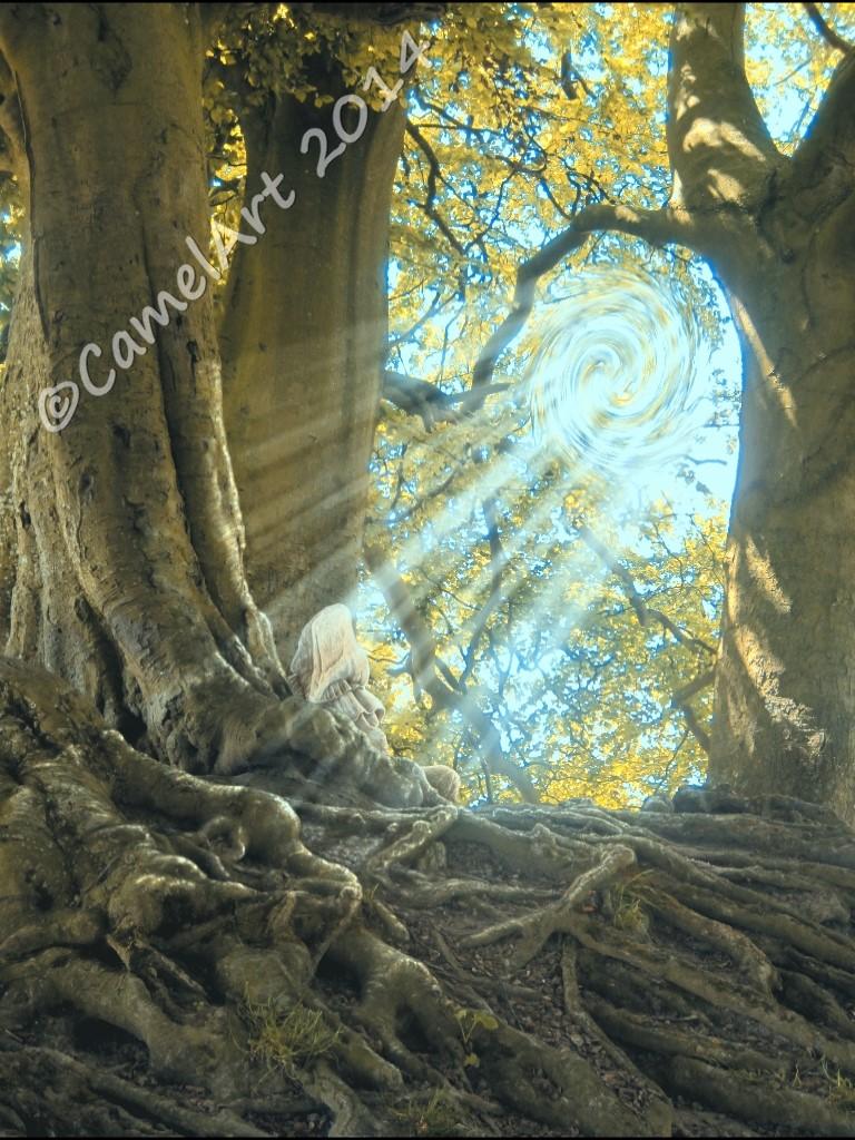 Sacred Medation 6