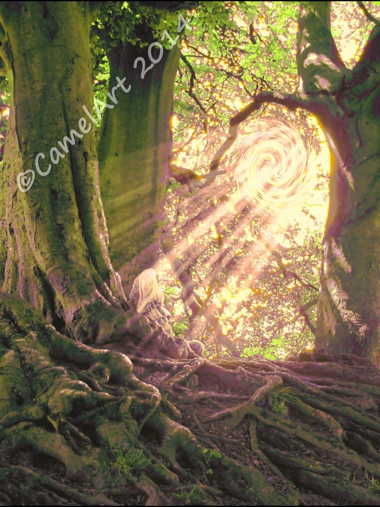 Sacred Medation 3