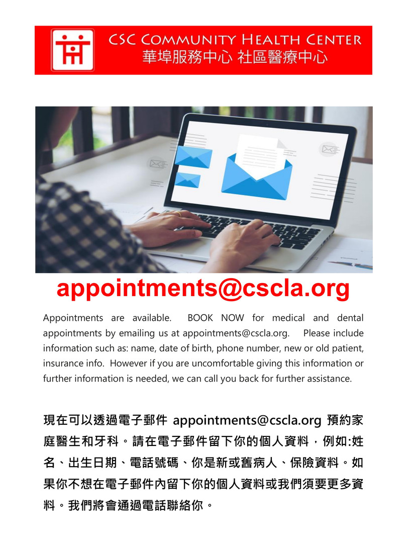 appointments@cscla.org