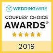Wedding Officiant Jon 2019 WeddingWire Couples' Choice award winner