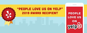 Wedding Officiant Jon Yelp 2019 Award Recipient