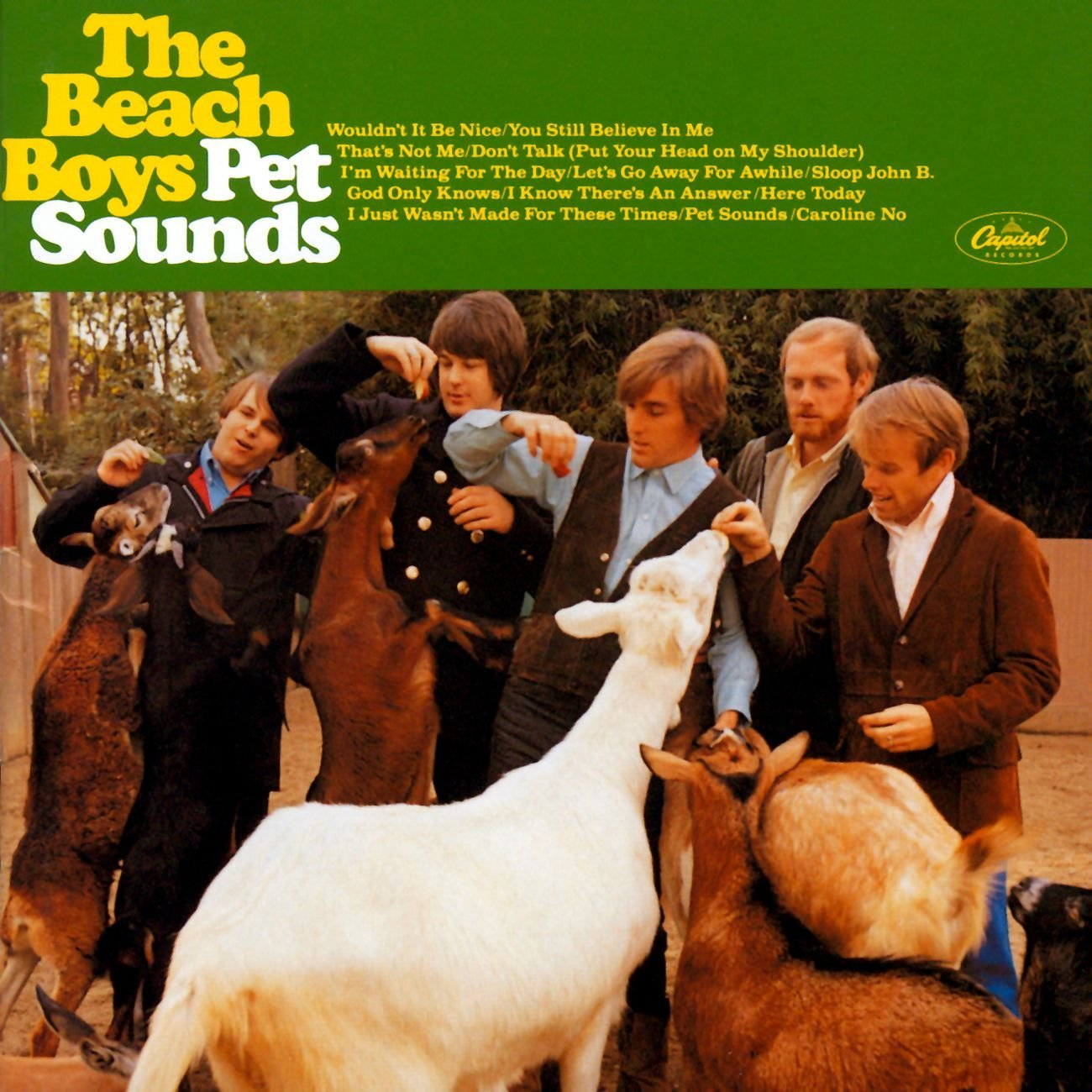 Pet Sounds_ 40th Anniversary [Disc 1]