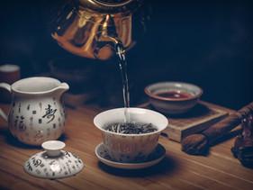 Drink groene thee voor een goede gezondheid!
