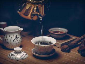 Teas for your Mooncakes 中秋节饮茶