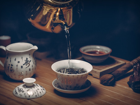 Try Herbal Tea to Relieve Stress
