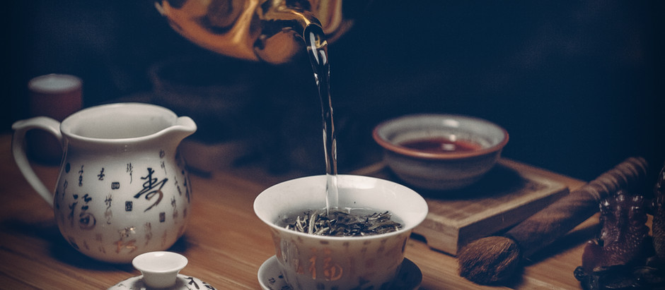 My 5 Favorite Calming Teas