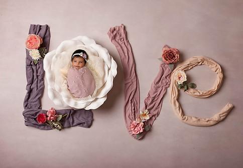 Fine Art Newborn Photography