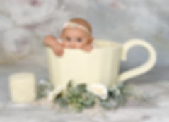 Baby in the cup