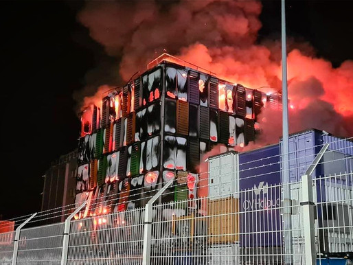 OVHCloud data center goes up in flames: can the data be recovered?