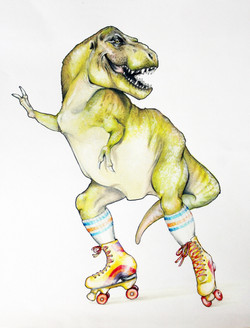 Disco Dino