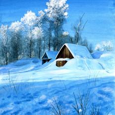 Charisa Snow Scene