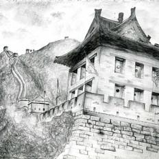 Bethan Great Wall of China 2016