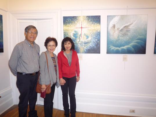 Rev. Andrew Wong and Mrs. Linda Wong