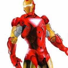 Bethany Iron Man