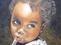Little Zambian Girl