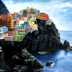 Elyssa Italian Coastal Village 2015