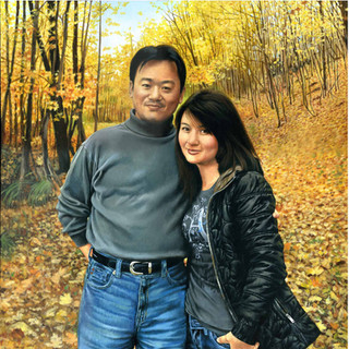 David and Irena