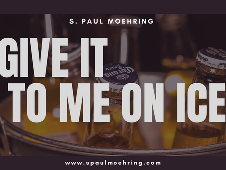 Give It To Me On Ice!