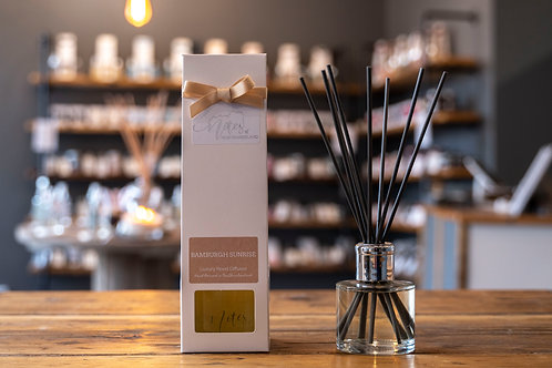Reed Diffuser - Bamburgh Sunrise