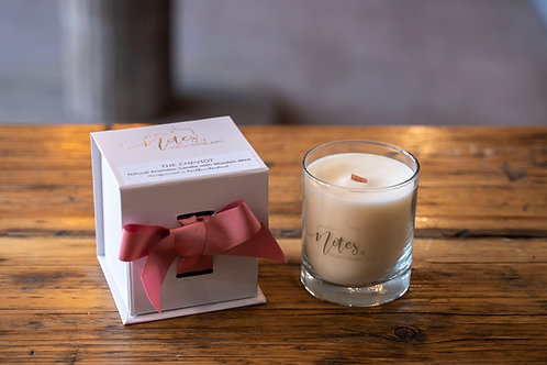 Wood Wick Candle - The Cheviot
