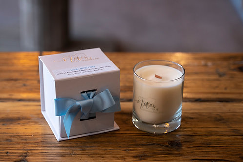 Wood Wick Candle - Low Newton