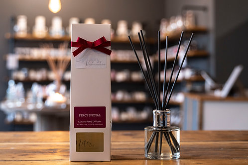 Reed Diffuser - Percy Special