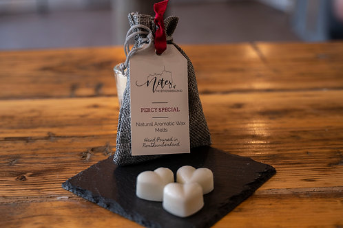 Mini Wax Melts - Percy Special