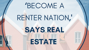 The US Will 'Become a Renter Nation,' Says Real Estate Investor