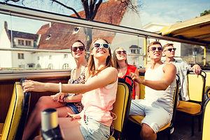 ônibus de turismo