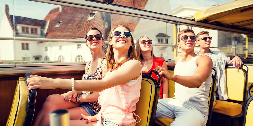 Mini Bus Day Trip to Carmarthen
