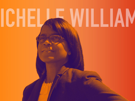 Rising Stars: Michelle Williams